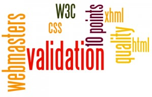 WebCTO SEO Rule No.2 Validate Your Site