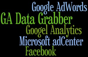 Solution to easily analyze Google Analytics+AdWords, MS adCenter and Facebook