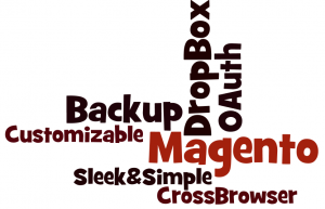 Magento Backup to Dropbox
