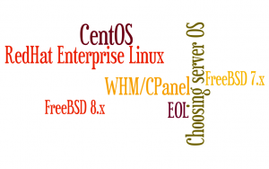 WHM/CPanel stops supporting FreeBSD